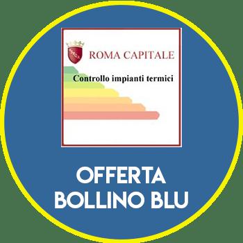 offerta bollino blu caldaie roma