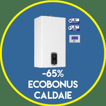 offerta ecobonus caldaie