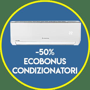 offerta ecobonus condizionatori