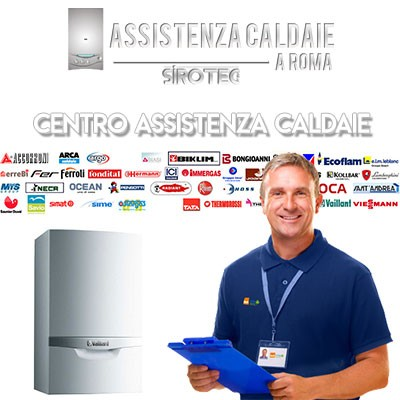 centro assistenza caldaie roma