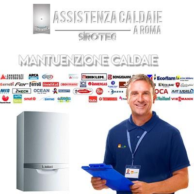 manutenzione caldaie roma