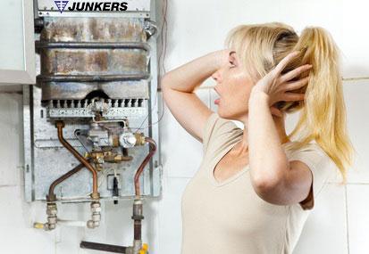 Caldaia Junkers in blocco: come sbloccarla