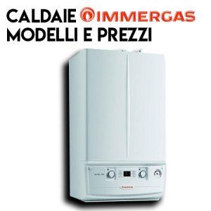 Caldaie Immergas modelli e prezzi